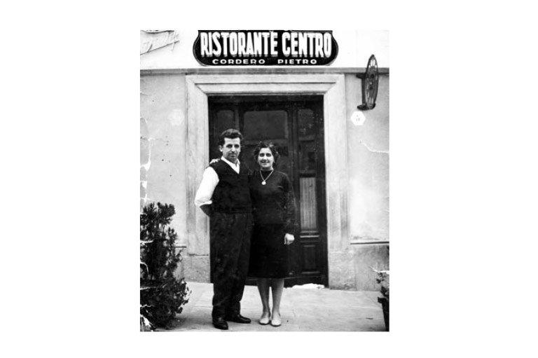 Famiglia Cordero - Ristorante Il Centro