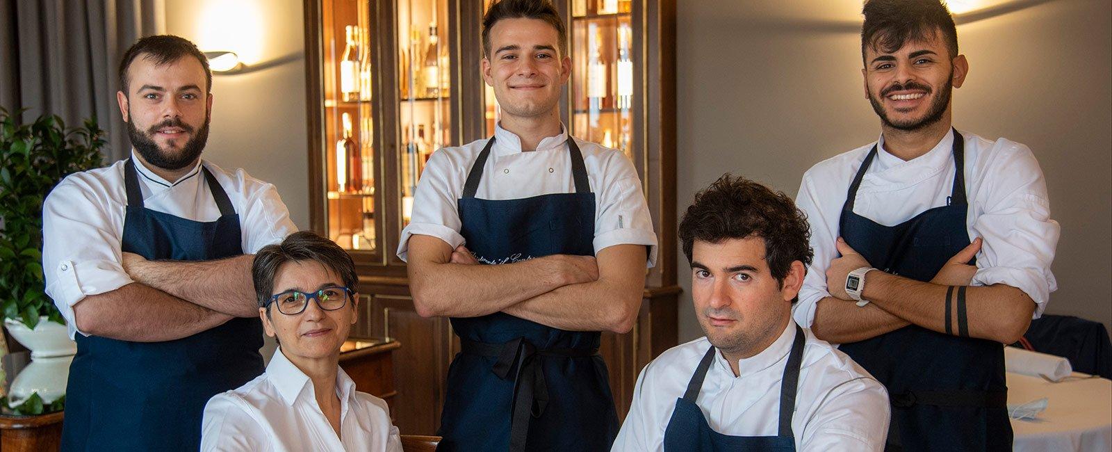 Chef e cucina - Ristorante Il Centro Priocca