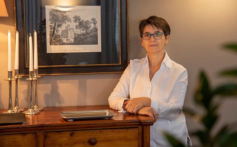 Elide Mollo - Executive chef del Ristorante Il Centro - Priocca